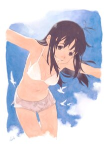 Rating: Safe Score: 24 Tags: bikini_top tanaka_kunihiko User: Riven