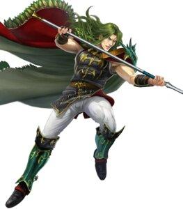 Rating: Questionable Score: 3 Tags: fire_emblem fire_emblem:_seisen_no_keifu fire_emblem_heroes heels nintendo soeda_ippei travant weapon User: fly24