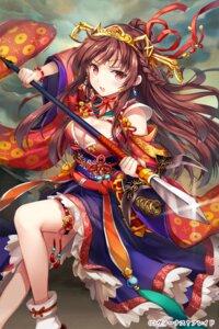 Rating: Safe Score: 96 Tags: cleavage kimono momoko_(momopoco) venus_blade weapon User: 椎名深夏