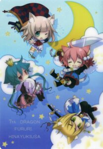 Rating: Safe Score: 10 Tags: 7th_dragon animal_ears chibi fururi hinayuki_usa nekomimi User: admin2