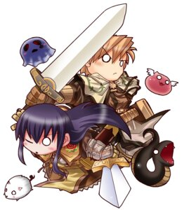 Rating: Safe Score: 2 Tags: namikai_harukaze ragnarok_battle_offline ragnarok_online swordman User: Radioactive