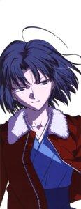 Rating: Safe Score: 10 Tags: kara_no_kyoukai ryougi_shiki takeuchi_takashi type-moon User: Lua