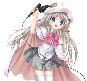 Rating: Safe Score: 11 Tags: key kud_wafter little_busters! na-ga noumi_kudryavka seifuku tagme thighhighs User: marechal