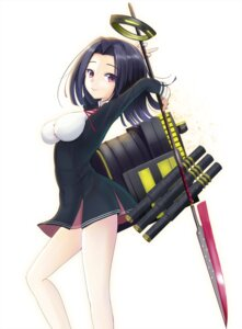 Rating: Questionable Score: 31 Tags: kantai_collection kiri_frog tatsuta_(kancolle) weapon User: 椎名深夏