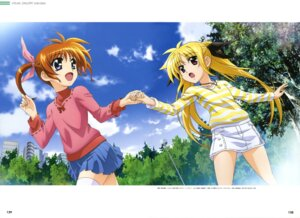 Rating: Safe Score: 19 Tags: fate_testarossa hashimoto_takayoshi mahou_shoujo_lyrical_nanoha mahou_shoujo_lyrical_nanoha_a's mahou_shoujo_lyrical_nanoha_the_movie_2nd_a's takamachi_nanoha User: drop