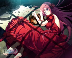 Rating: Safe Score: 49 Tags: avril=poisson dress ex-one tsukiakari_lunch wallpaper User: sy1412