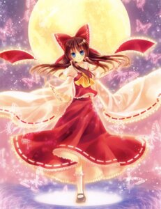 Rating: Safe Score: 24 Tags: crown hakurei_reimu touhou yashiro_seika User: petopeto