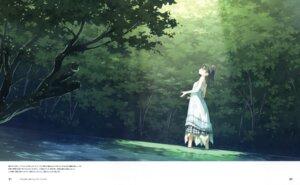Rating: Safe Score: 14 Tags: dress kantoku landscape shizuku_(kantoku) summer_dress User: Twinsenzw