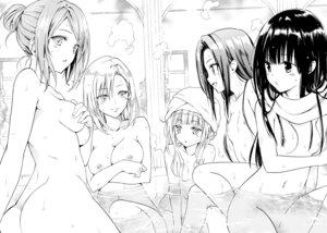 Rating: Questionable Score: 47 Tags: bathing breast_hold hatena☆illusion hoshisato_kana monochrome naked nipples yabuki_kentarou User: kiyoe