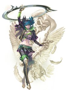 Rating: Questionable Score: 14 Tags: armor cleavage kawano_takuji no_bra soul_calibur soul_calibur_vi tira torn_clothes underboob weapon User: Yokaiou