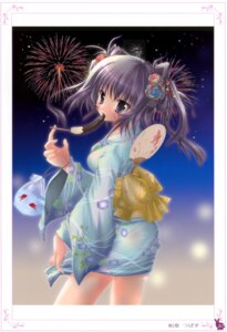 Rating: Safe Score: 23 Tags: izumi_tsubasu yukata User: crim