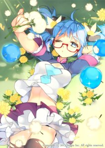 Rating: Safe Score: 38 Tags: btoor megane sid_story thighhighs torn_clothes User: Mr_GT