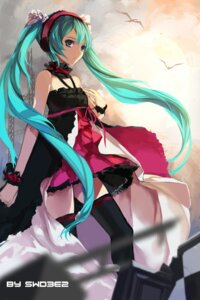 Rating: Safe Score: 63 Tags: 7th_dragon 7th_dragon_2020-ii hatsune_miku swd3e2 thighhighs vocaloid User: Zenex