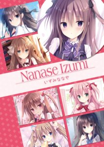 Rating: Questionable Score: 11 Tags: izumi_nanase tagme User: Twinsenzw