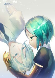 Rating: Questionable Score: 14 Tags: antarcticite guro houseki_no_kuni phosphophyllite shirakosei User: Radioactive