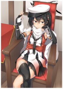 Rating: Safe Score: 32 Tags: kantai_collection seifuku sendai_(kancolle) shinrutyu thighhighs User: Mr_GT