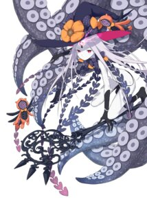 Rating: Questionable Score: 25 Tags: fate/grand_order laika_(sputnik2nd) loli pantsu tentacles topless witch User: nphuongsun93