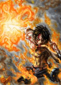 Rating: Safe Score: 15 Tags: male one_piece portgas_d_ace takumi_(marlboro) User: Radioactive