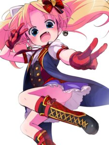 Rating: Questionable Score: 19 Tags: cosplay jewelpet jewelpet_twinkle miria_marigold_mackenzie nyama User: cosmic+T5