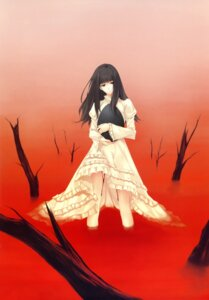 Rating: Questionable Score: 29 Tags: blood dress kara_no_shoujo kuchiki_touko seifuku sugina_miki User: Share
