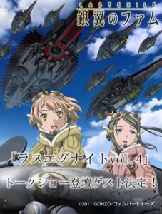 Rating: Safe Score: 6 Tags: headphones last_exile mecha tagme User: saemonnokami