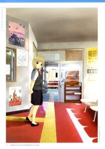 Rating: Safe Score: 1 Tags: jpeg_artifacts kamaishi_mana mibu_natsuki screening tetsudou_musume User: hirosan