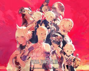 Rating: Safe Score: 14 Tags: animal_ears final_fantasy final_fantasy_xiv pointy_ears tattoo User: ForteenF