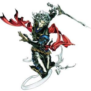 Rating: Safe Score: 3 Tags: castlevania castlevania:_curse_of_darkness hector kojima_ayami konami male sword User: Radioactive