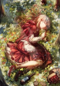 Rating: Safe Score: 38 Tags: dress heels nonohana red_riding_hood User: Noodoll