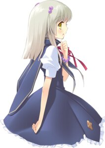Rating: Safe Score: 11 Tags: flyable_heart ito_noizi unisonshift yukishiro_suzuno User: fireattack