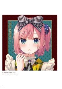 Rating: Questionable Score: 9 Tags: mochizuki_momiji new_game! tokunou_shoutarou User: kiyoe