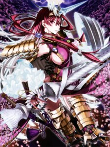 Rating: Safe Score: 52 Tags: armor cosplay honjou_raita riela_marcellis sengoku_taisen sword valkyria_chronicles valkyria_chronicles_3 weapon User: demonbane1349