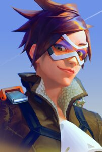 Rating: Safe Score: 9 Tags: overwatch rukiana tracer User: charunetra
