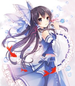 Rating: Safe Score: 75 Tags: hakurei_reimu miko nunucco touhou User: KazukiNanako