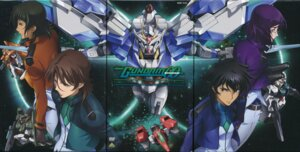 Rating: Safe Score: 9 Tags: 00_raiser allelujah_haptism arios_gundam cherudim_gundam chiba_michinori disc_cover gap gn_archer gun gundam gundam_00 lockon_stratos lyle_dylandy male mecha megane nakatani_seiichi screening seravee_gundam setsuna_f_seiei sword tieria_erde uniform User: harimahario