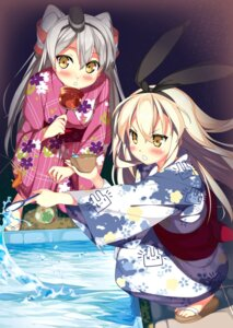 Rating: Safe Score: 62 Tags: amatsukaze_(kancolle) kantai_collection kawai_(purplrpouni) shimakaze_(kancolle) yukata User: Mr_GT