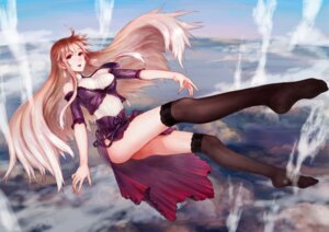 Rating: Safe Score: 39 Tags: dress nopan sasagawa_(haikaiki) thighhighs User: KazukiNanako