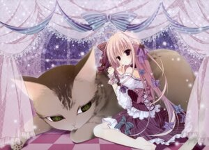 Rating: Safe Score: 45 Tags: dress inugami_kira neko User: Hatsukoi