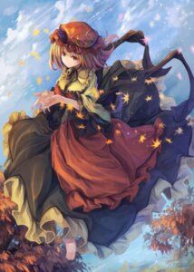 Rating: Safe Score: 56 Tags: aki_minoriko fal_maro touhou User: 椎名深夏
