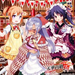 Rating: Questionable Score: 6 Tags: cream disc_cover gotou_toushiro_(tenka_hyakken) maid odawara_hakone seifuku shouji_ayumu sumaki_shungo tenka_hyakken torikai_rai_kunitsugu urashima_kotetsu_(tenka_hyakken) wa_maid User: zyll