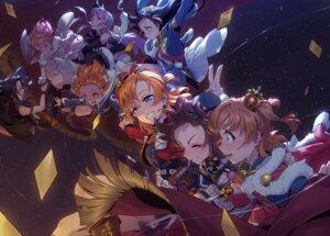 Rating: Safe Score: 14 Tags: aijou_karen bang_dream! crossover garter kagura_hikari kousaka_honoka love_live! love_live!_nijigasaki_high_school_idol_club love_live!_sunshine!! regition shoujo_kageki_revue_starlight skirt_lift tagme takami_chika uehara_ayumu uniform User: Dreista