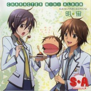 Rating: Safe Score: 2 Tags: disc_cover karino_tadashi seifuku special_a toudou_akira User: Radioactive