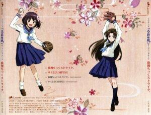 Rating: Safe Score: 6 Tags: baseball crease ogasawara_akiko screening seifuku suzukawa_koume taishou_yakyuu_musume User: acas
