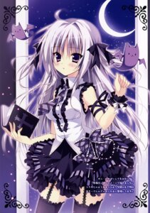 Rating: Safe Score: 77 Tags: gothic_lolita hellrun lolita_fashion loop_the_loop! stockings thighhighs User: donicila