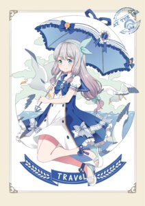 Rating: Safe Score: 32 Tags: dress eromanga-sensei guaizi heels izumi_sagiri lolita_fashion umbrella User: animeprincess