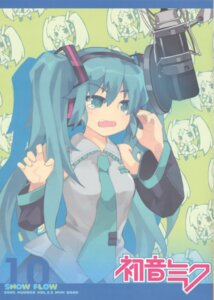 Rating: Safe Score: 6 Tags: hatsune_miku tako_ashin vocaloid User: Radioactive
