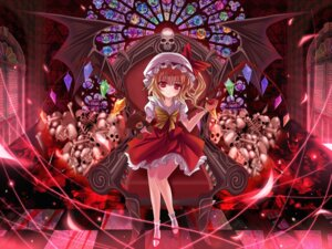 Rating: Safe Score: 32 Tags: flandre_scarlet marionette_(excle) touhou wallpaper User: MK-Scorpion