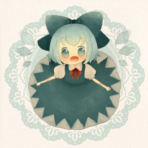 Rating: Safe Score: 4 Tags: cirno roromi touhou User: Radioactive