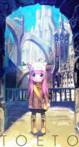 Rating: Safe Score: 8 Tags: megurine_luka nagimiso toeto_(vocaloid) vocaloid User: charunetra