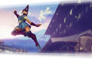 Rating: Safe Score: 13 Tags: ibuki street_fighter tagme thighhighs User: Radioactive